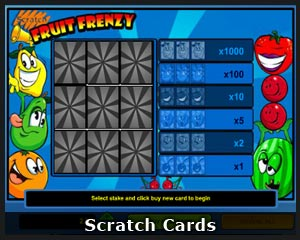 Scratch Cards