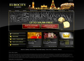 Eurocity Casino 