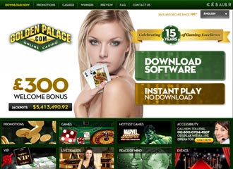 Golden Palace Poker