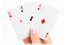 Casino Games - 3 Card Poker
