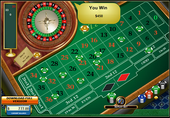 Roulette Flash Game Free